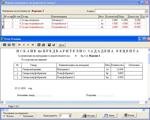 Изписване на материали от склад за производство по рецепта